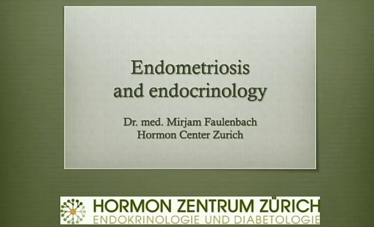 Endometriosis and Endocrinology