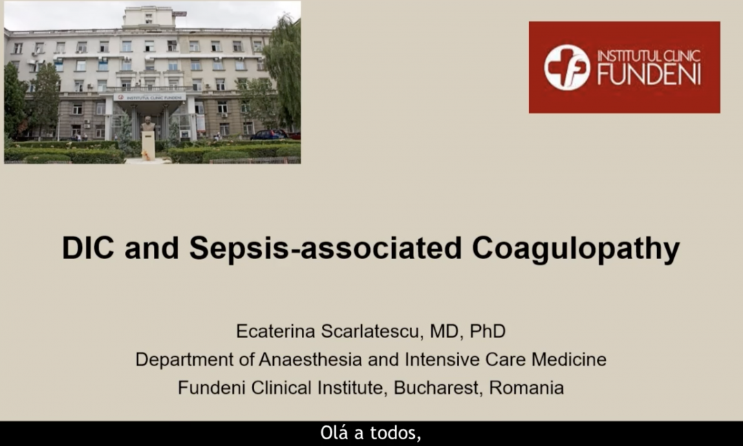 DIC and Sepsis-associated Coagulopathy