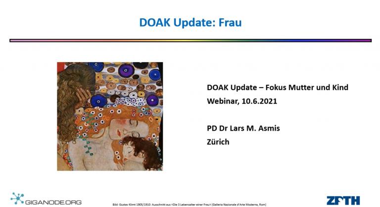 Lars Asmis - DOAC Update